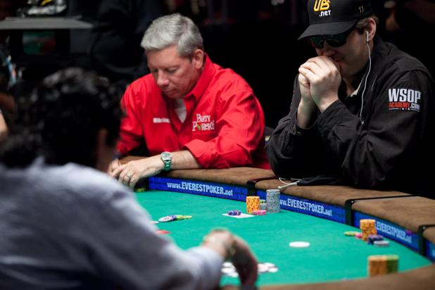 The Focus of Phil Hellmuth