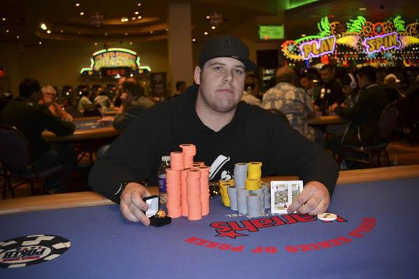 Article image for: SHAIN MATTHEWS WINS OPENER AT HARRAH'S ST. LOUIS