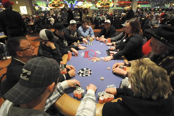 Largest Poker Tournament in Missouri History?