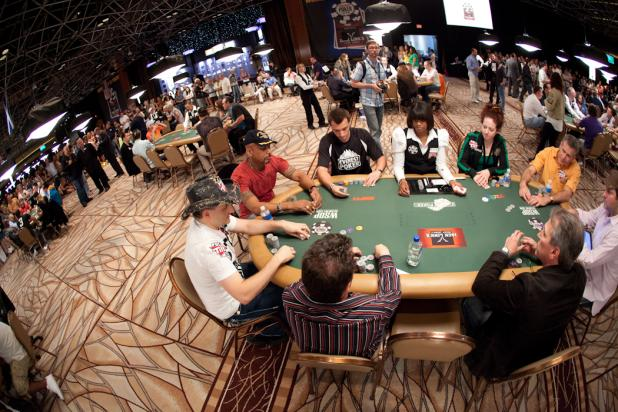 The Ante Up For Africa Tournament