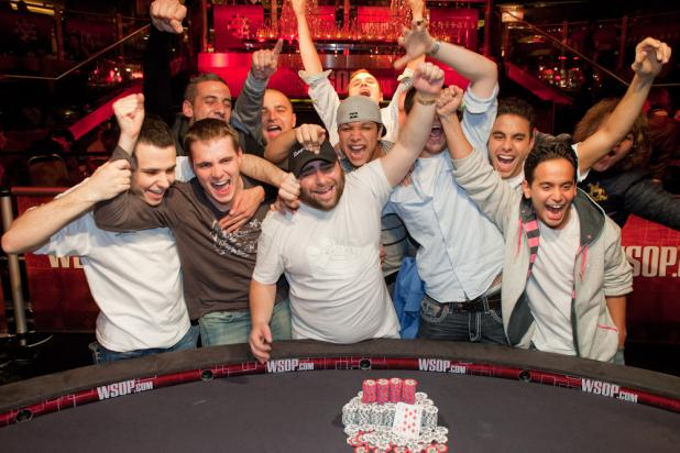 Article image for: BORD IDENTITY.  ENGLAND'S JAMES BORD CAPTURES WSOP EUROPE MAIN EVENT CROWN