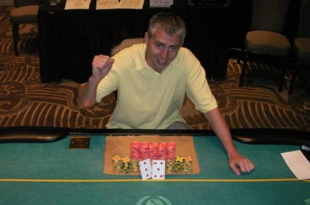 Article image for: Robert Feathers Wins Opener at Caesars Palace Las Vegas