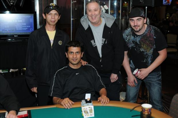 Article image for: Rahul Chaudhar Wins Event 4 in Tournament Play Debut