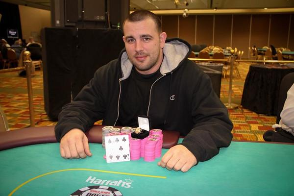 Article image for: JASON STONE WINS WSOP CIRCUIT EVENT #11 AT HARRAH'S RESORT
