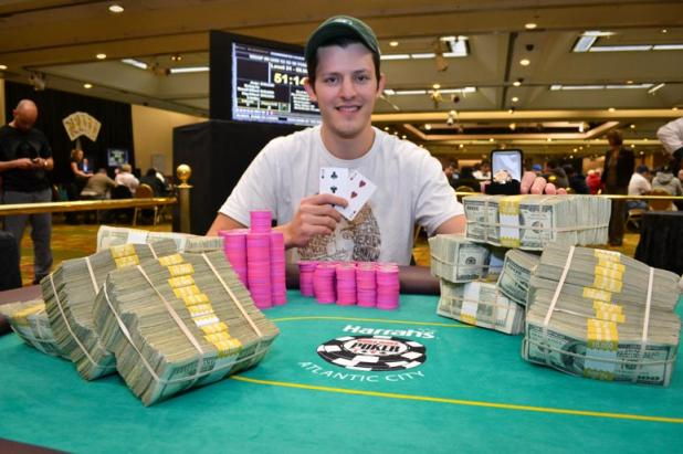 Article image for: MATT WAXMAN WINS WSOPC MAIN EVENT AT HARRAH'S RESORT ATLANTIC CITY
