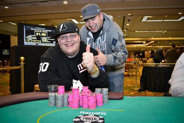 Article image for: EISENBERG AHEAD! JARED EISENBERG SINKS ALL COMERS AT HARRAH'S RESORT
