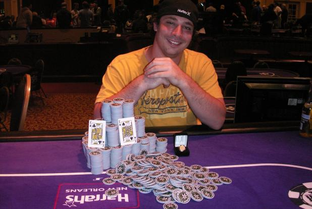 Article image for: Ryan Eriquezzo Takes Opener at Harrah's New Orleans