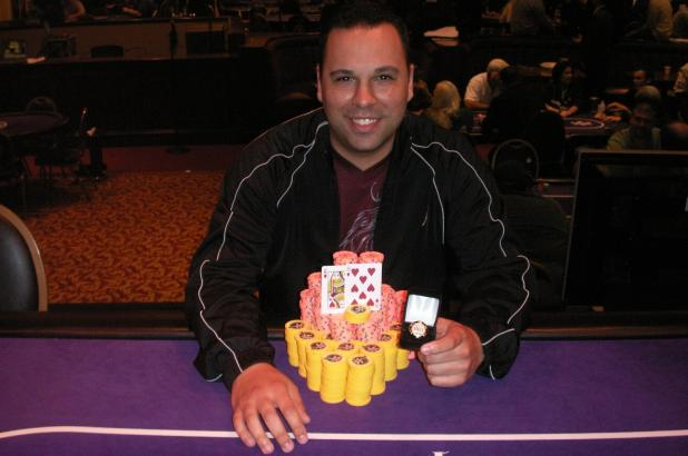 Article image for: Chris Gamboa Wins First Major Tournament Victory at Harrah's New Orleans
