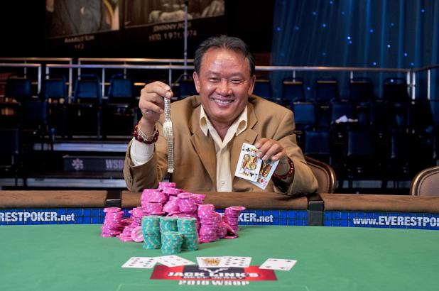 Article image for: Men 'the Master' Nguyen Wins 7th WSOP Title