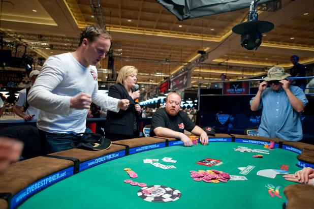 Article image for: Richard Ashby Wins WSOP Gold Bracelet in Event 21