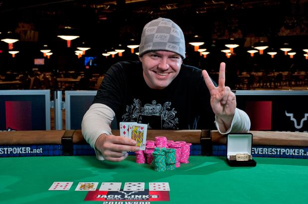 Article image for: DOUBLE DUTCH - BOYD WINS 2ND WSOP GOLD BRACELET IN EVENT 23
