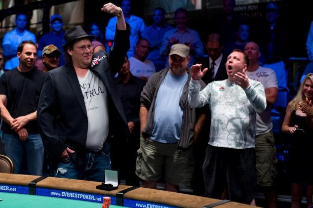 Article image for: POKER'S COURT JESTER CROWNED KING OF MIXED HOLD'EM - GAVIN SMITH WINS WSOP EVENT 44
