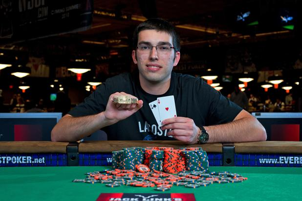 SHAWN BUSSE WINS EVENT 47 IN FIRST EVER WSOP CASH