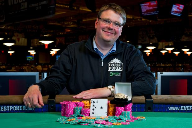 ESKELAND SCHOOLS SUNG IN MIXED GAMES CHAMPIONSHIP TO WIN FIRST WSOP BRACELET