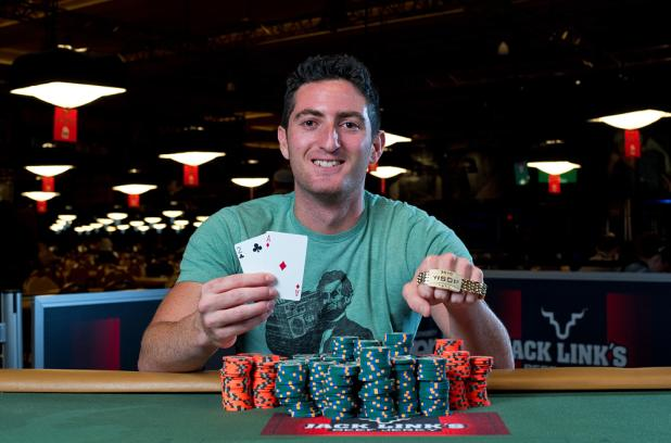 Article image for: MIKE LINN WINS WSOP EVENT 49 & $609,493