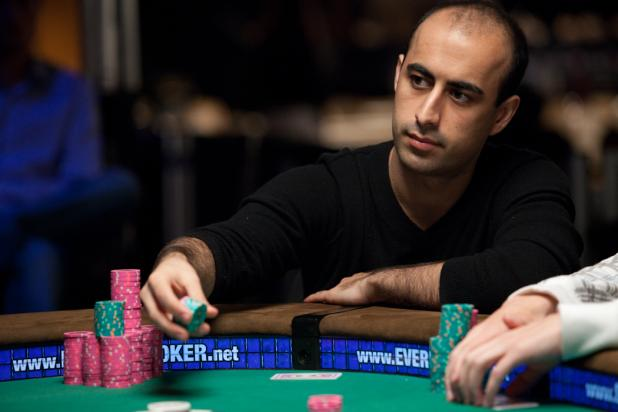 Daniel Alaei Wins WSOP Gold Bracelet in Event 55