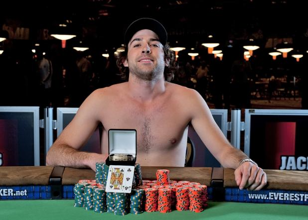 Article image for: STRIP POKER? LeFRANCOIS AND THE V-NECKS CAPTURE EVENT 8 TITLE