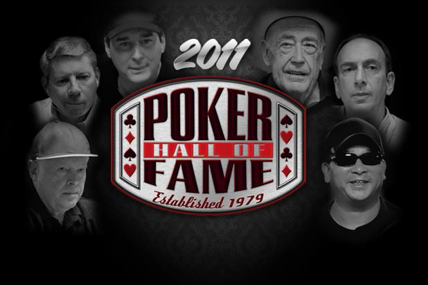 Article image for: TOP TEN FINALISTS FOR THE 2011 POKER HALL OF FAME UNVEILED