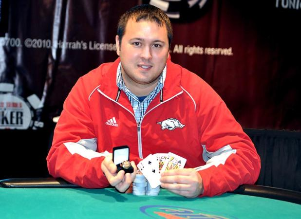 Article image for: JESSIE BRYANT WINS OMAHA 8 RING EVENT AT HARRAH'S TUNICA