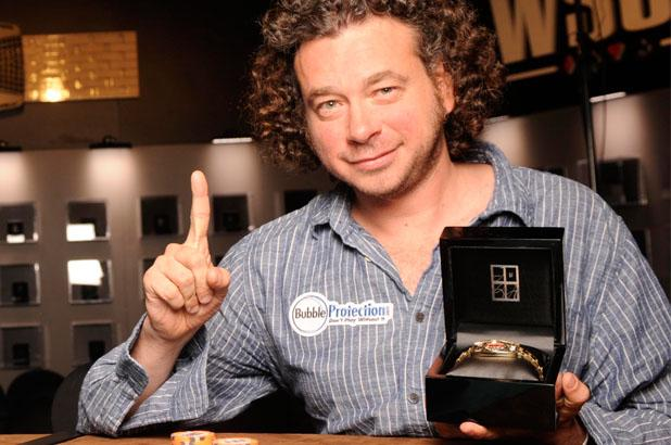 YLON-G TIME COMING: YLON SCHWARTZ WINS FIRST WSOP GOLD BRACELET