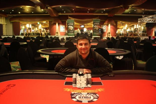 Article image for: JASON STRAUSS WINS WSOP AFRICA SIX-HANDED NO-LIMIT HOLD'EM EVENT
