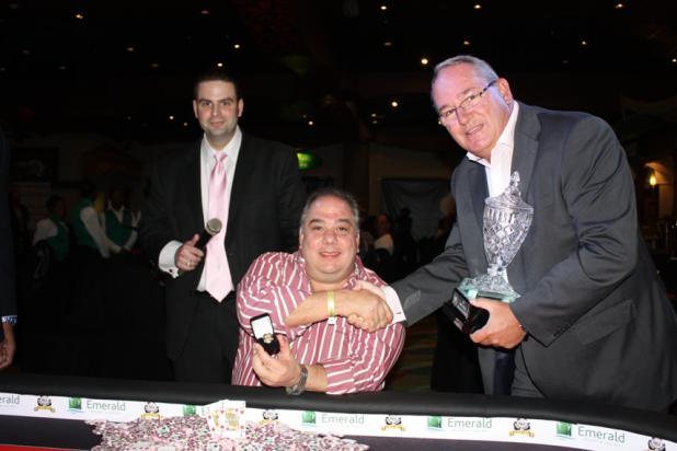 Article image for: HOMETOWN HERO JOE-BOY RAHME WINS WSOP AFRICA MAIN EVENT