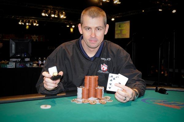 Article image for: KASEY STANFORD WINS EVENT #5 AT HARRAH'S TUNICA