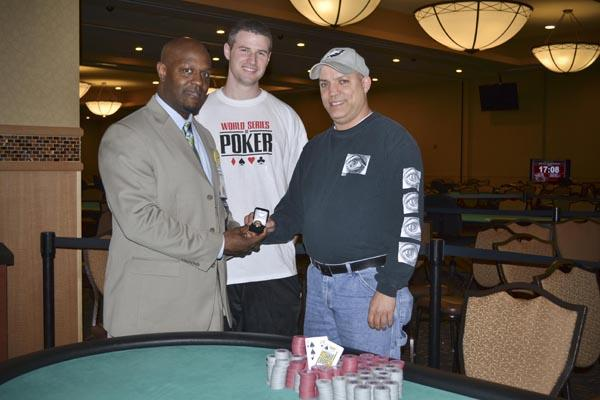 Article image for: TRES BONN! CHRIS BONN WINS HARRAH'S PHILADELPHIA WSOPC MAIN EVENT