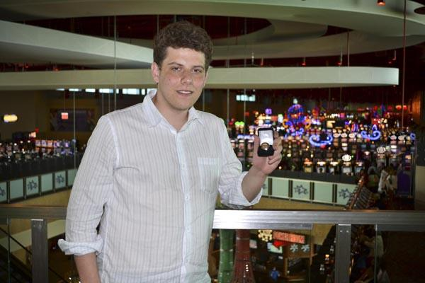 Article image for: ARI ENGEL PICKS UP THIRD GOLD RING IN PLO-PLH EVENT AT HARRAH'S PHILADELPHIA