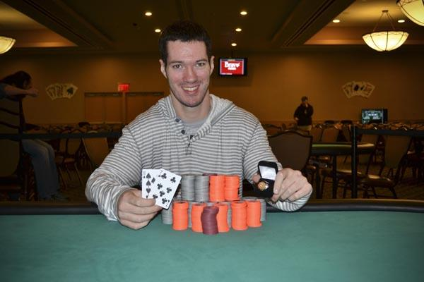 Article image for: BRIAN ODONOGHUE WINS SIX-MAX EVENT AT HARRAH'S PHILADELPHIA
