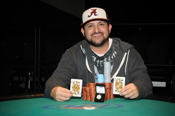 Article image for: NEAR-RECORD FLOOD OF 1,128 PLAYERS HITS OPENING WSOPC EVENT AT HARRAH'S TUNICA