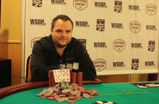 Article image for: REX CLINKSCALES WINS HARRAH'S PHILADELPHIA WSOP CIRCUIT MAIN EVENT