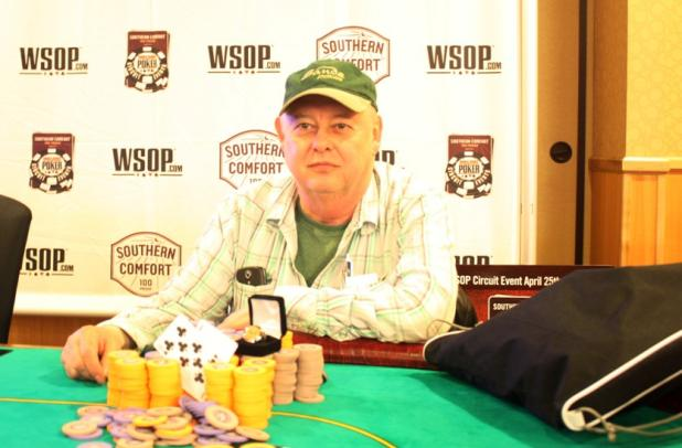 Article image for: CHRIS RESLOCK WINS RECORD SEVENTH WSOP GOLD RING