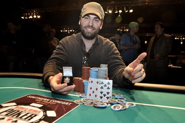 Article image for: RYAN STEVENSON WINS HARRAH'S TUNICA MAIN EVENT