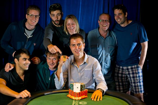 Article image for: NORBERT SZECSI PUTS HUNGARY ON THE BRACELET BOARD