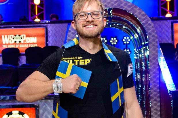 MARTIN JACOBSON WINS 2014 WSOP MAIN EVENT CHAMPIONSHIP AND $10 MILLION