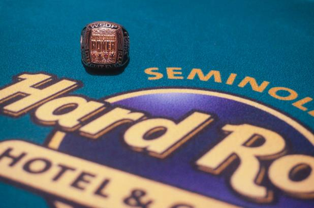 FIRST-EVER WSOPC SEMINOLE HARD ROCK HOLLYWOOD CONCLUDES