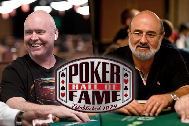 POKER HALL OF FAME ANNOUNCES CLASS OF 2018