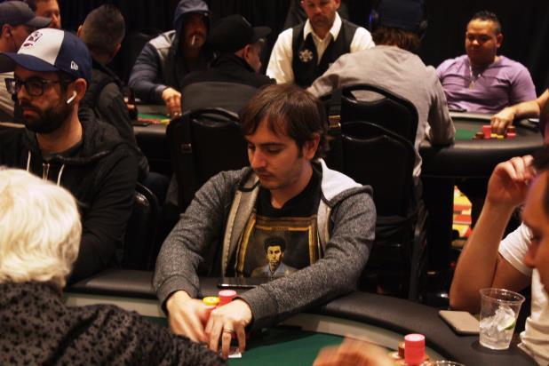 DANIEL STRELITZ LEADS PLANET HOLLYWOOD MAIN EVENT HEADING INTO FINAL DAY