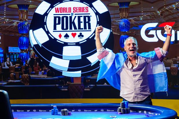 DAMIAN SALAS WINS GGPOKER MAIN EVENT WILL PLAY HEADS UP IN LAS VEGAS FOR CHAMPIONSHIP