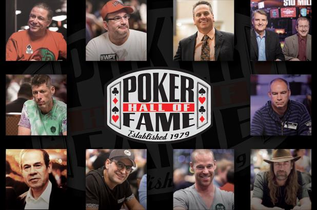 Article image for: 2020 POKER HALL OF FAME FINALISTS ANNOUNCED