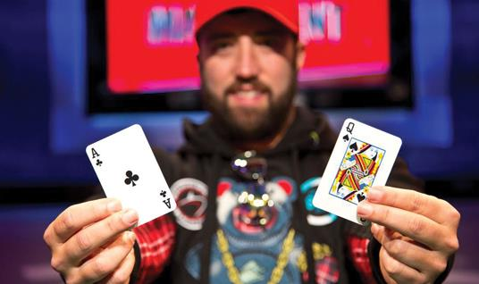 JOE HEBERT WINS 2020 WORLD SERIES OF POKER MAIN EVENT DOMESTIC FINAL TABLE