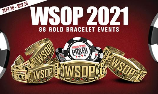 Article image for: 2021 WORLD SERIES OF POKER DAILY EVENT SCHEDULE FINALIZED