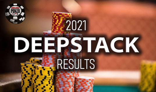 2021 DAILY DEEPSTACK RESULTS