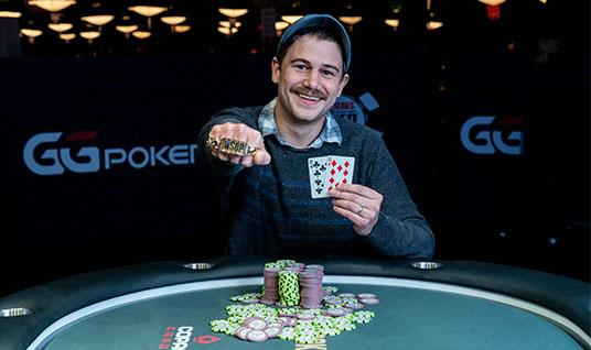 ANTHONY DENOVE DEEMED DOUBLE STACK CHAMPION