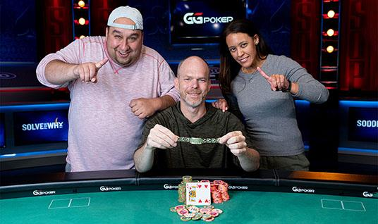 RYAN HANSEN WINS $3,000 LIMIT HOLD