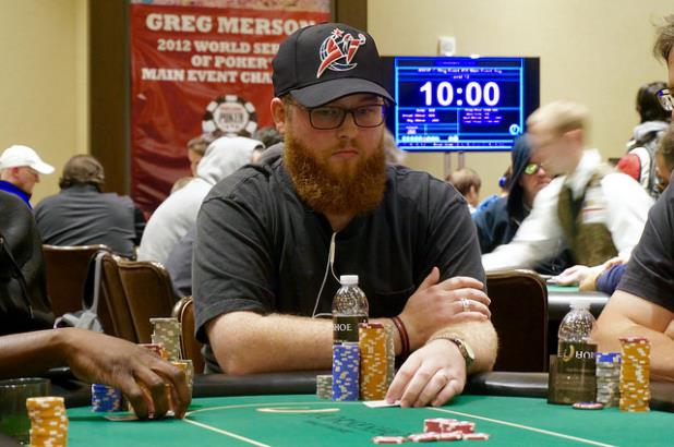 Article image for: CHASE BIANCHI OUT IN FRONT AS BALTIMORE MAIN EVENT HEADS TO DAY 2