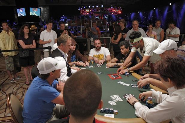 Antonio Esfandiari Moves In and Runs Away