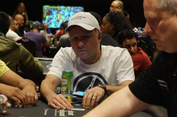 ELI ELEZRA LEADS FINAL NINE IN MAIN EVENT AT PLANET HOLLYWOOD