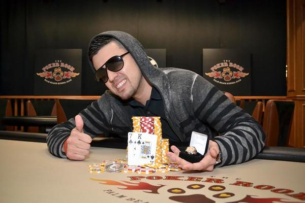 Article image for: MIAMI'S JAMES GIRALDO WINS FIRST LIVE TOURNAMENT HE ENTERS